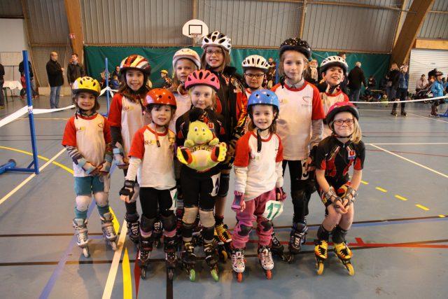 Kid's Roller connerré RMCS Roller Maine Coeur de Sarthe